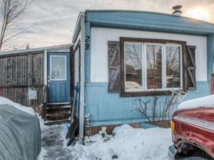 16450445 - Maison mobile à vendre