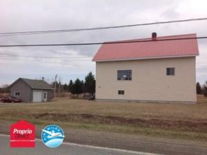 17749494 - Maison à 1 étage et demi à vendre