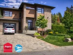 18167349 - Maison à étages à vendre