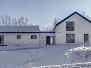 19387930 - Maison à 1 étage et demi à vendre
