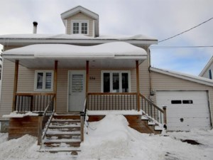 15534208 - Maison à 1 étage et demi à vendre