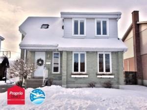 9263219 - Maison à étages à vendre