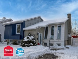 20525237 - Maison à paliers à vendre