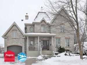 21750830 - Maison à étages à vendre