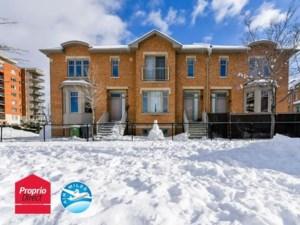 24211580 - Maison à étages à vendre
