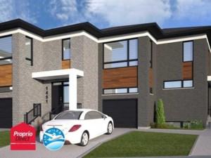 9852926 - Cottage-jumelé à vendre
