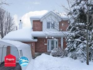 17907454 - Maison à étages à vendre