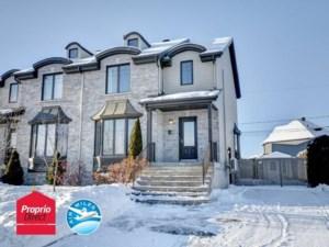 25402379 - Cottage-jumelé à vendre
