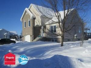 10781425 - Maison à paliers à vendre