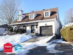 12514229 - Maison à étages à vendre