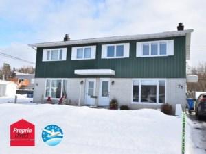 18369033 - Cottage-jumelé à vendre