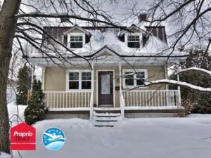 11445566 - Maison à étages à vendre