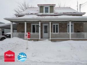 25580871 - Maison à étages à vendre