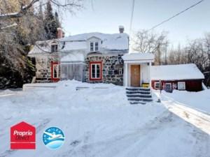 23344313 - Maison à étages à vendre