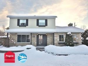 21643556 - Maison à étages à vendre