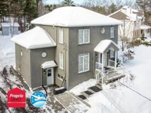 23708861 - Maison à étages à vendre