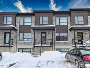 20908746 - Maison à étages à vendre