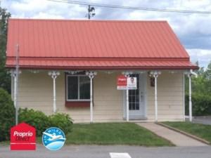 12549363 - Maison à 1 étage et demi à vendre