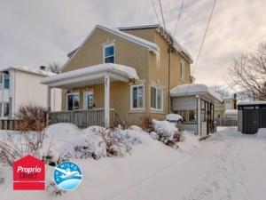 22630826 - Maison à 1 étage et demi à vendre