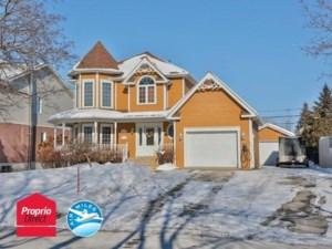 17467138 - Maison à étages à vendre
