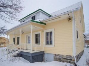 23472876 - Maison à 1 étage et demi à vendre