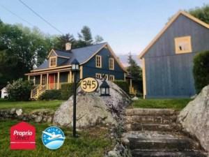 12376451 - Maison à 1 étage et demi à vendre