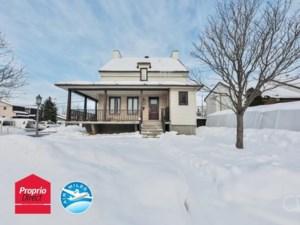 16877603 - Maison à étages à vendre