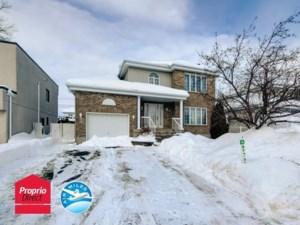 21989894 - Maison à étages à vendre