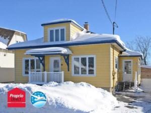 25890926 - Maison à 1 étage et demi à vendre