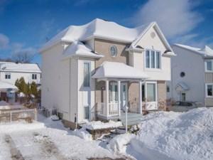 20554741 - Maison à étages à vendre