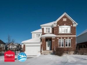 14622877 - Maison à étages à vendre