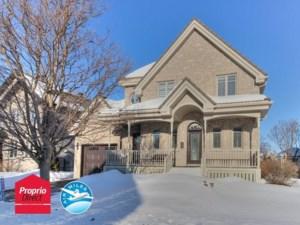 28923684 - Maison à étages à vendre