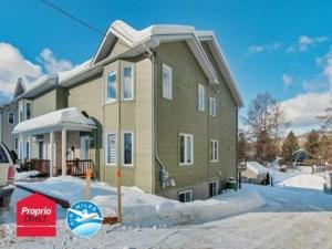23980737 - Cottage-jumelé à vendre