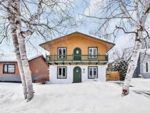 12357944 - Maison à étages à vendre