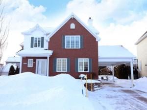 16855078 - Maison à étages à vendre