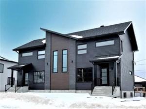 22002998 - Cottage-jumelé à vendre