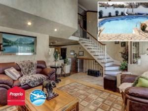 11273389 - Maison à étages à vendre