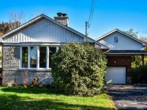 19808565 - Maison à 1 étage et demi à vendre