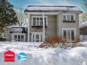 12726225 - Maison à étages à vendre