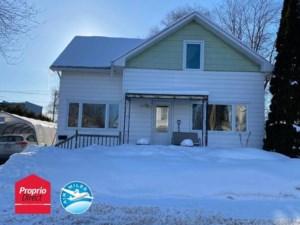 16339514 - Maison à 1 étage et demi à vendre