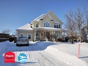 25427281 - Maison à étages à vendre
