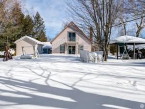 12928138 - Maison à 1 étage et demi à vendre