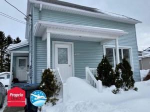 13798538 - Maison à 1 étage et demi à vendre