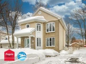 10515802 - Maison à étages à vendre