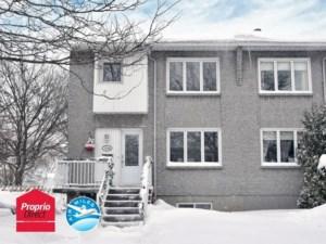 26649217 - Cottage-jumelé à vendre