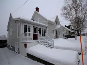 10790247 - Maison à 1 étage et demi à vendre