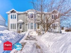 21097601 - Maison à étages à vendre