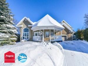 22375529 - Maison à 1 étage et demi à vendre