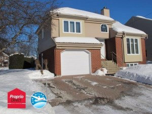 21538661 - Maison à étages à vendre