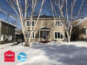 9185071 - Maison à étages à vendre
